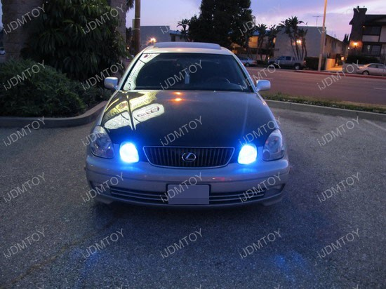 Lexus GS LED HID_01 ijdmtoy led lights ijdmtoy blog for automotive lighting HID Ballast Schematic at bayanpartner.co